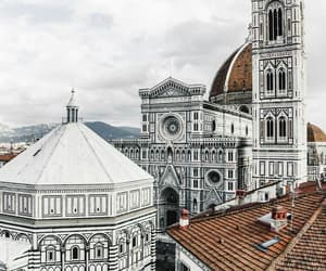 florence, italy, and firenze image