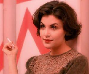 Audrey Horne, Twin Peaks, and Sherilyn Fenn image