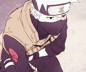 naruto, kakashi, and anime image