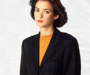 90's, actress, and winona ryder image