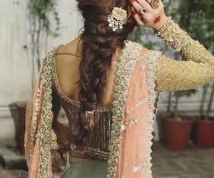 wedding and pakistani image