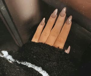 girly inspiration, inspo girl, and nails goals image