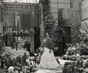 frida kahlo, mexico, and black and white image