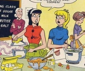 archies, comics, and funny image