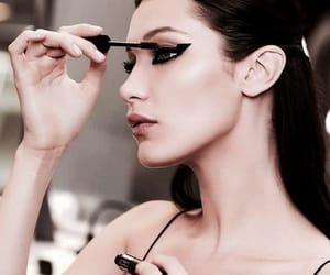 bella hadid, beauty, and model image