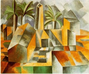 cubism and Pablo Picasso image
