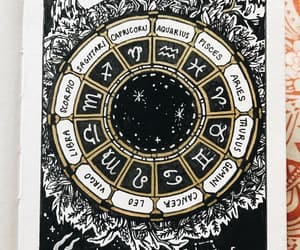 divination, horoscope, and signs image