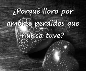amores, corazones, and frases image