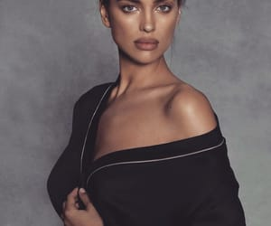 irina shayk, model, and fashion image