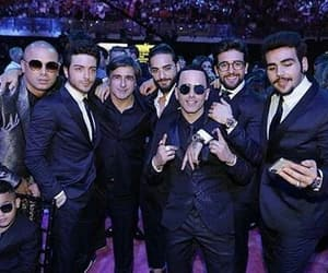 yandel, il volo, and gianluca ginoble image