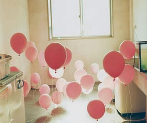 balloons, free, and happiness image