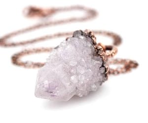 etsy, crystal cluster, and amethyst cluster image