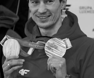 ski jumping, kamil stoch, and stoch image