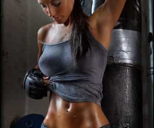 fitness, sexy, and body image