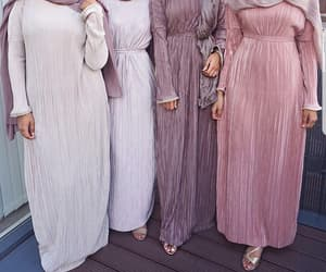 classy, girls, and hijab image