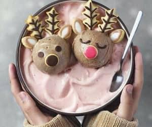 food, christmas, and winter image