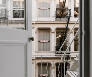 new york, apartment, and windows image