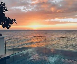 landscape, ocean, and nature image