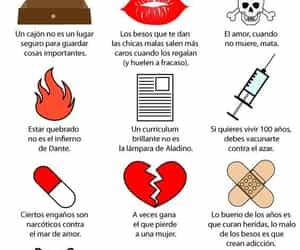 amor, vida, and frases español image