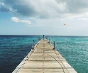 paradise, travel, and bayahibe image
