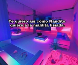 neon, frases de amor, and frases en español image