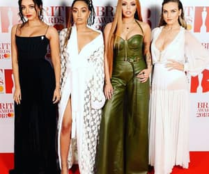 brit awards, 2018, and little mix image