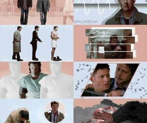 fandom, supernatural, and castiel image