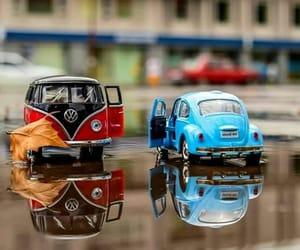 car, van, and volkswagen image