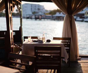romantic and water image
