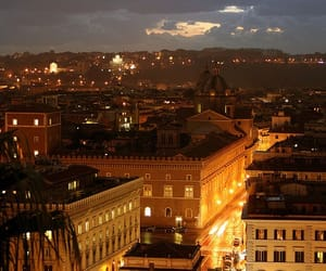 beautiful, italy, and nights image