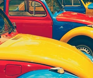 vw, beetle, and car image