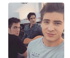 beta, dylan sprayberry, and chimera image