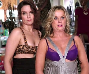 Amy Poehler, Tina Fey, and movie image