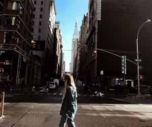 city, Dream, and girl image