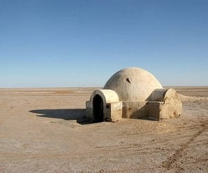 star wars, tunisia, and tatooine image