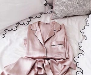 pink, pajamas, and pyjamas image