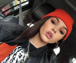 maggie lindemann, makeup, and Maggie image