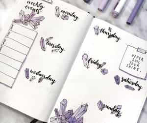 bujo and crystal image