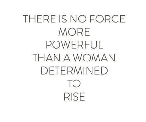 girl, girl power, and rise up image