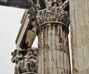 architecture, Greece, and aesthetic image