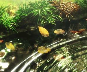gif, anime, and anime scenery image
