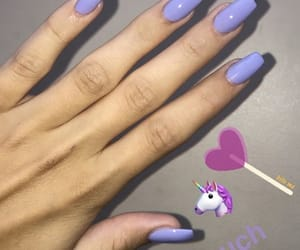 aesthetic, nails, and pretty image