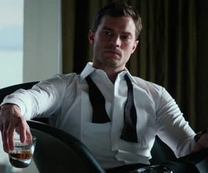 fifty shades, mr grey, and christian grey image