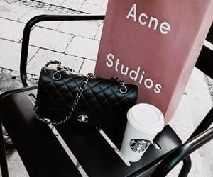 fashion, purse, and shopping image