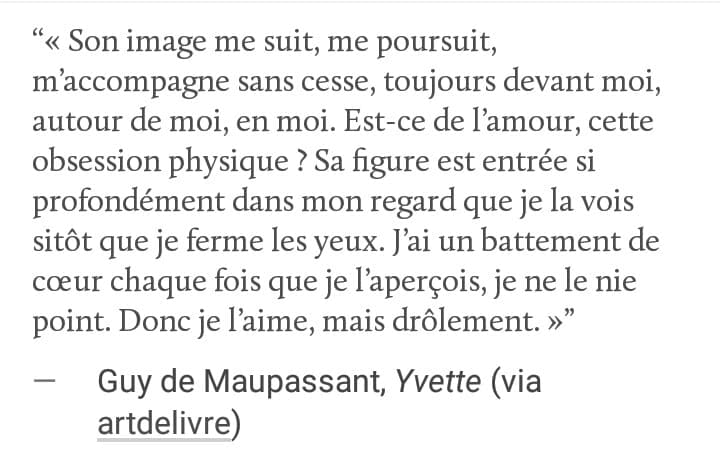 Guy De Maupassant Discovered By Coconut On We Heart It