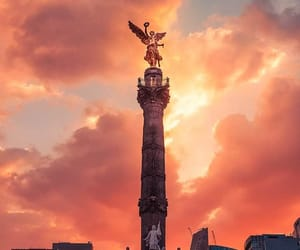 mexico, angel, and city image