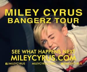 iconic, smiler, and bangerz tour image