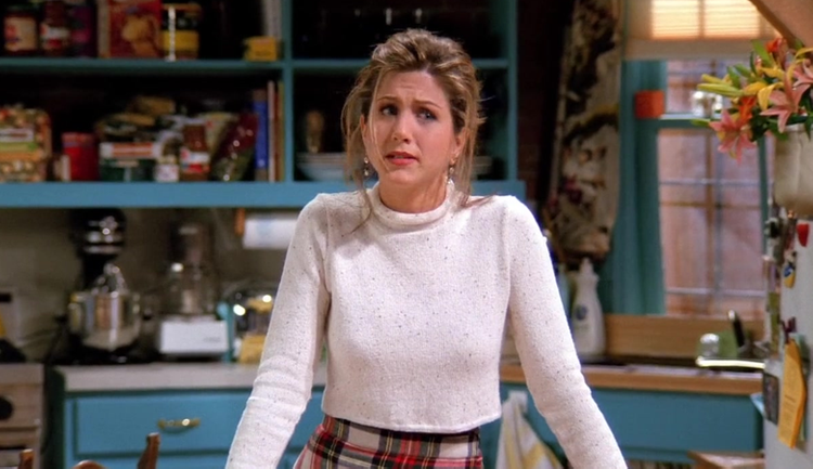 90s, rachel green, and article image