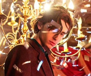 timothee chalamet, boy, and call me by your name image