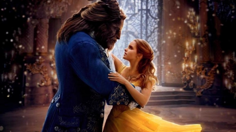 article, beauty and the beast, and logan image